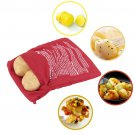 Potato Corns Bread Microwave Cooker Bag      VW1