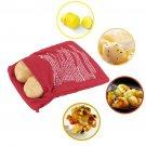 Potato Corns Bread Microwave Cooker Bag      VW1