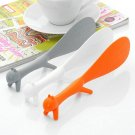 1pc Kitchen Squirrel Shape Rice Paddle Scoop Spoon Ladle Novelty      VW1