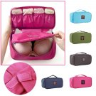 Portable Protect Bra Underwear Lingerie Case Travel Organizer Bag Waterproof      VW1