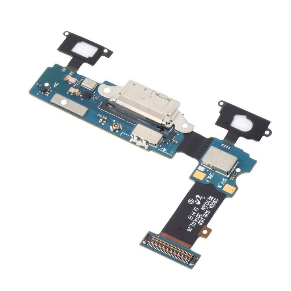 Charging Port Dock USB Connector Flex Cable for Samsung Galaxy S5 G900T AT&T    VW1