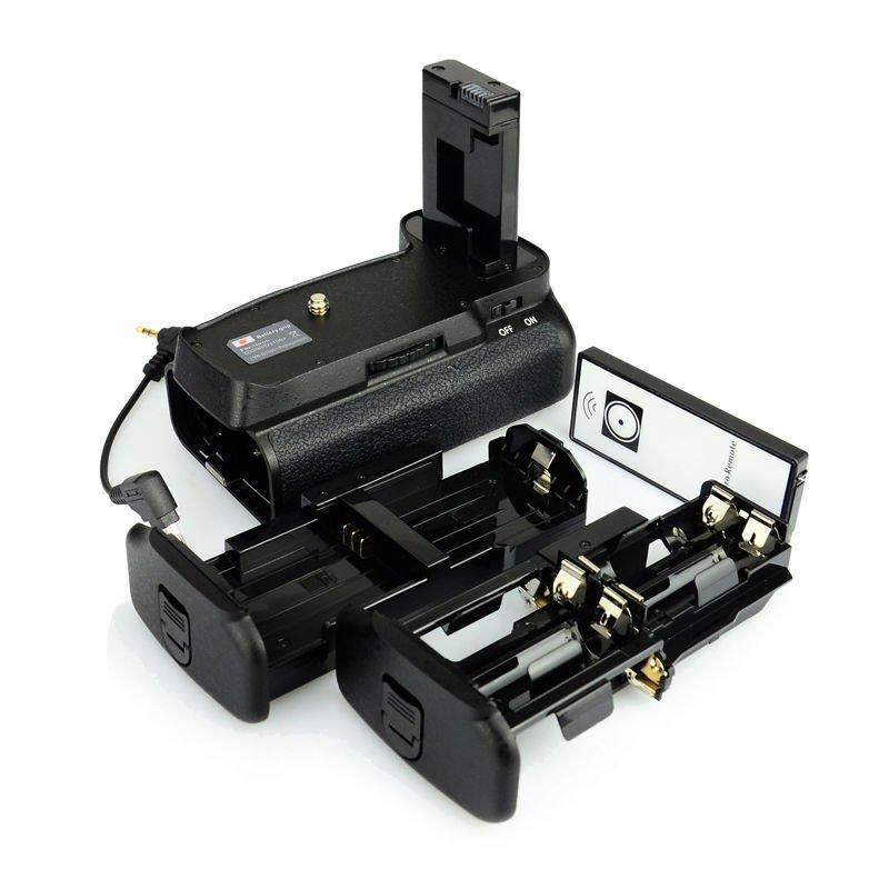 DSTE MB-31 MB31 Battery Grip with Remote For Nikon D3300 D3100 D3200 as EN-EL14            VW0