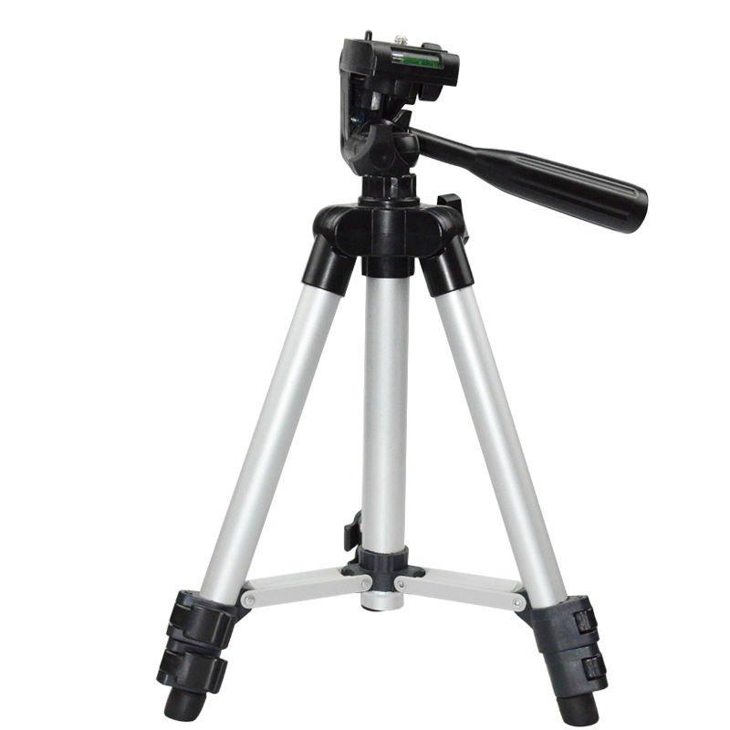 Universal Aluminum Portable Tripod Stand w/ Bag For Canon Nikon Camera Camcorder          VW2