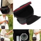Compact Dslr Camera Case Bag With Strap For Canon Nikon SONY Panasonic Samsung        VW2