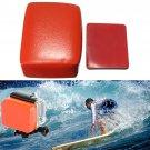 Floaty Float Box w/ Adhesive Anti Sink For GoPro HD Hero 2 3 3+ 4 Session SJCAM          VW2