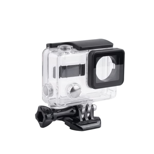 Protective Side Opening Skeleton Housing Case Cover for GoPro Camera Hero 4 3+    VW2