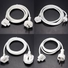 US/EU/AU/UK Plug Extension Cable Cord for Apple MacBook Pro Air Charger Adapter      VW3