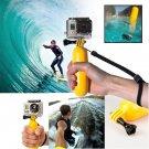 Bobber Floating Handheld Antislip Stick Monopod For GoPro Hero 4 3 3+ 2 1 SJ4000    FR5