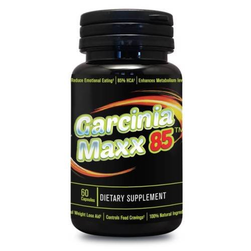 5 x BOTTLES 300 GARCINIA CAMBOGIA Capsules 3000mg Daily 85% HCA Pure Weight Loss     RT5