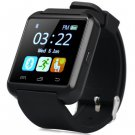 U8S Smart Bluetooth 3.0 Watch Outdoor Sports Smartwatch  -  BLACK 167660901