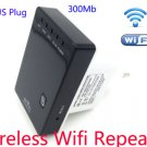 300Mbps Mini Wireless-N Wifi Router AP Repeater Extender Bridge Access Point     AS2