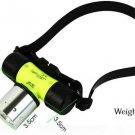 Underwater 2500LM CREE LED Waterproof Diving Headlamp Flashlight Torch Headlight