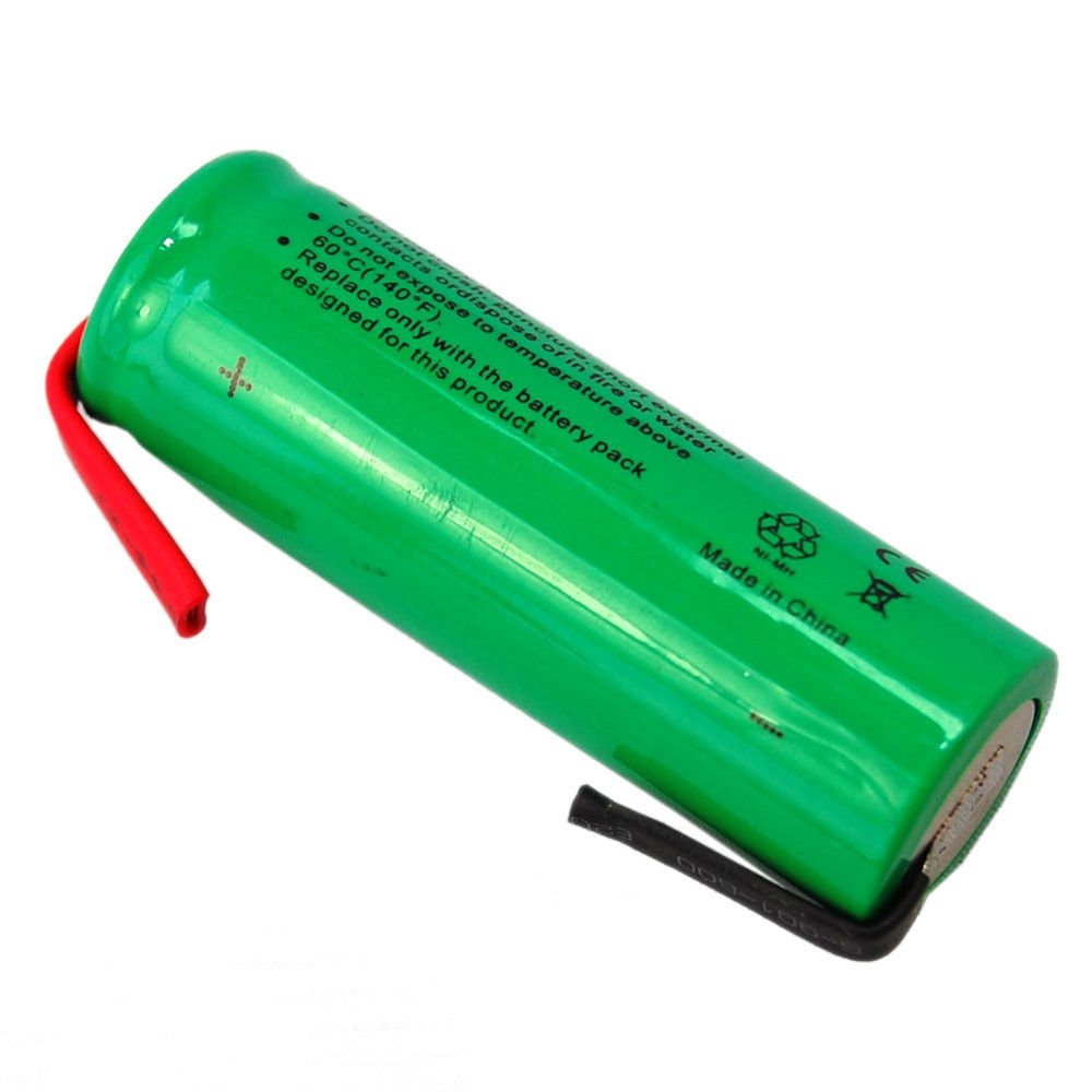 HQRP 2200mAh Repair Replacement Battery for Braun Oral-B ProCare Triumph