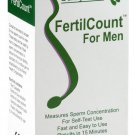 1 x Babystart Fertilcount Male Fertility - Active Sperm Count Test Kit    AS