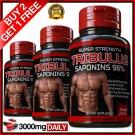 TRIBULUS TERRESTRIS PILLS STRONGEST CAPSULES BIGGER MUSCLES BOOST BODYBUILDING