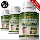 Andrographis Extract Winter Influenza Immune Support Treat Flu Cold Pill Capsule