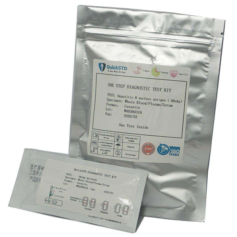 Syphilis and Hepatitis B test kit
