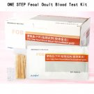 Colon Cancer Screening Fecal Occult Blood Test FOB