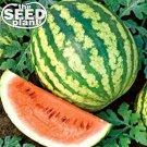 Crimson Sweet Watermelon Seeds 25 SEEDS