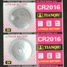 5 CR2016 CR 2016 DL2016 3 Volt Lithium Button Cell Battery