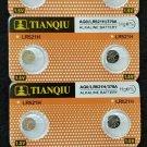 10 LR AG0 LR63 LR521 379 1.5V Alkaline Battery Watch