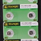 10 LR60 AG1 364 LR621 165 1.5V Alkaline Battery Watch