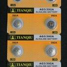 10 AG3 LR41 384 192 392 A41 LR763 1.5V Alkaline Battery
