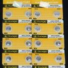 20 AG3 LR41 384 192 392 A41 LR763 1.5V Alkaline Battery