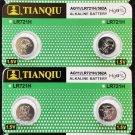 10 AG11 LR58 362 162 361 A41 LR721 1.5V Alkaline Battery