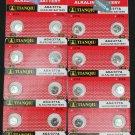 20 LR66 AG4 376 377 LR626 1.5V Alkaline Battery Watch