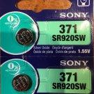 2-Sony 371/370-2 Quantity SR920SW SR920W V371