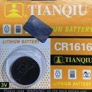 CR 1616 Tianqui BR1616 ECR1616 5021LC Lithium