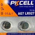 AG7 PKCell 395 399 SR927SW AG7 LR927