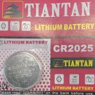CR2025-1 Tiantan ECR2025 DL2025 Battery