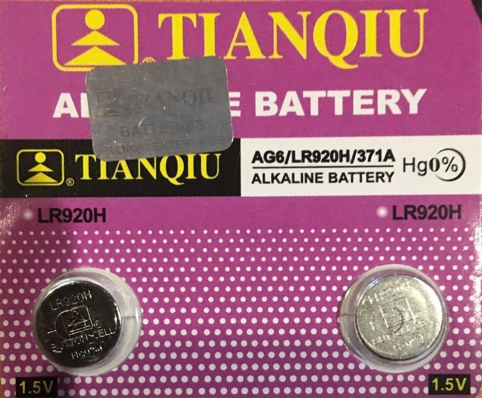 AG6 371/370 LR920 LR69 1176SO SR921 605 Tianqiu