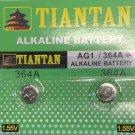 AG1 Tiantan 2Qt. SR621 LR621 364 LR60 164 LR621