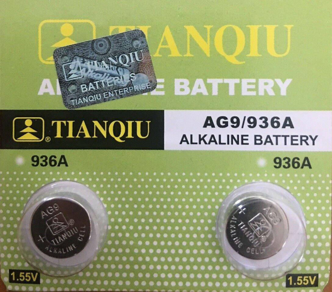 AG9 Tianqiu LR45 LR194 LR936A 1.5V Alkaline Battery