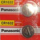 2- Panasonic CR1632 2 Qt ECR1632