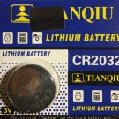 1 Pc-Tianqiu CR2032 BR2032 ECR2032 battery