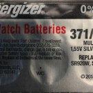 5-371/370- 5 Quantity Energizer Battery SR920SW SR920W V371
