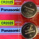 2- Panasonic 2025 2 Qt ECR2025 DL2025 battery/ batteries