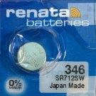 346 Renata SR712SW 1 Battery