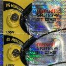 2-317 Maxell SR516SW, V317, D317, 616, 2 Batteries