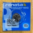 1-329 Renata SR731SW 1 Battery
