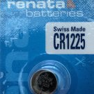 1-Renata CR1225 Battery