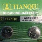 AG10-2 Tianqiu LR1130 LR54 SR1130 SR1130W  battery batteries