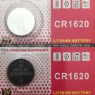 2 Pcs-Tiantan CR1620 Battery