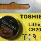 Toshiba CR2032 Watch Battery ECR2032 DL2032