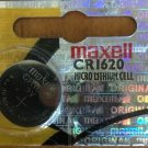 CR 1620 MAXELL LITHIUM BATTERIES 3V Watch 1620