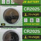 2 - CR2025 Tianqiu ECR2025 DL2025 Battery